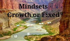 Growth & Fixed Mindsets Assembly