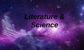 Literature & Science