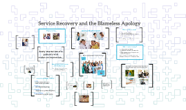 Service Recovery and the Blameless Apology