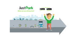 JustPark - where are you driving next?