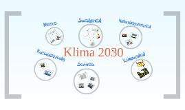 Klima 2030