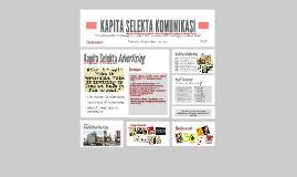 Copy of KAPITA SELEKTA KOMUNIKASI
