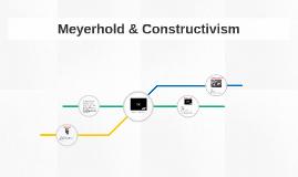 Meyerhold & Constructivism