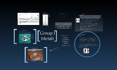 Group I Metals