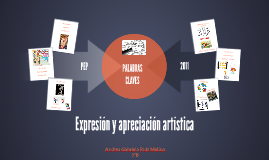 Expresión y apreciación artística