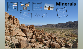 Copy of 2013-2014: Minerals