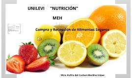 Nutrición-MEH-Compra y Recepción de Alimentos Seguros