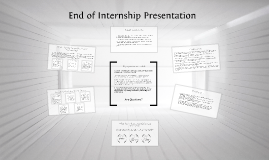 End of Internship Presentation