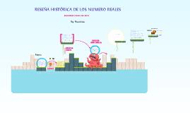 Historia de los Número Reales...