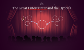 The Great Entertainter and the Dybbuk