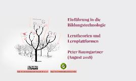 Bildungstechnologie (vertont)