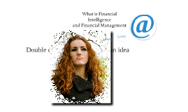 Financial Intelligence and Financial Management