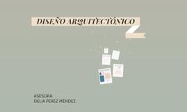 Copy of DISEÑO ARQUITECTÓNICO ISTMO