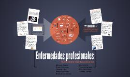 Copy of Enfermedades profesionales