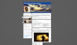 Copy of The Deity of Jesus Christ