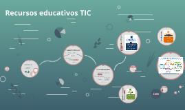 Recursos educativos TIC