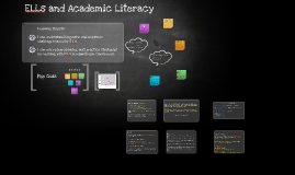Copy of ELs and Academic Literacy