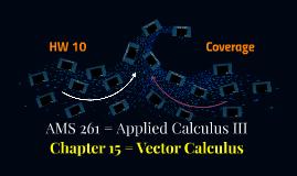 AMS 261 (HW 10 Coverage)