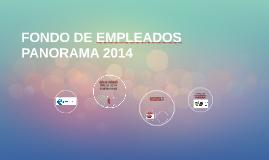 FONDO DE EMPLEADOS PANORAMA 2015