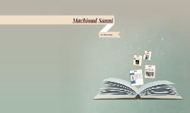 Machioud Sanni