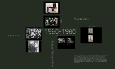 1960-1980