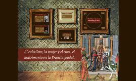 El caballero, la mujer y el cura: el matrimonio en la Franci
