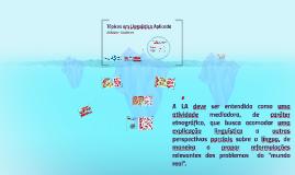 Copy of Tópicos em Linguística Aplicada