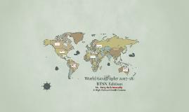 BTSN - World Geography 2017-18