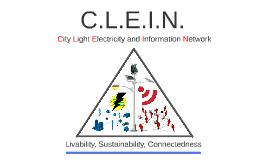 C.L.E.I.N.