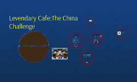levendary cafe the china challenge Publication date: october 24, 2011 winner of a 2013 ecch case awardjust weeks into her new job, mia foster, a first time ceo with no international management experience, is faced with a major challenge at levendary café, a.