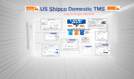 Shipco Domestic TMS