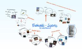 Thailand - Sports