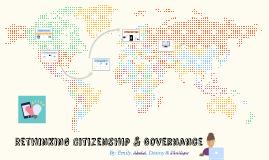 Rethinking Citizenship & Governance