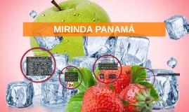 Copy of Copy of MIRINDA PANAMÁ