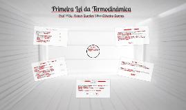 Copy of Primeira Lei da Termodinâmica