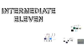INTERMEDIATE 11