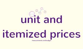 ENG - preus unitaris i preus descomposats