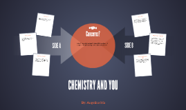 Chemistry and You