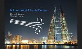 Bahrein World Trade Center