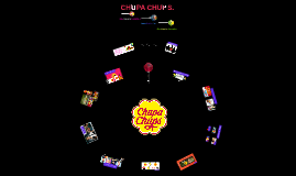 PUBLICIDAD CHUPA CHUPS
