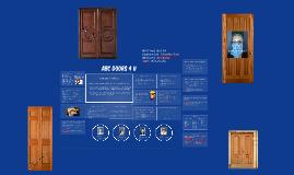 Copy of ABC Doors 4 u