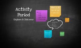 Activity Period