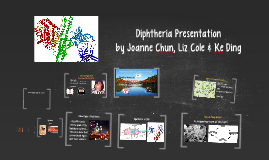 Diphtheria Presentation
