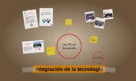 Integración de la tecnología