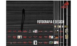 FOTOGRAFIA E DESIGN