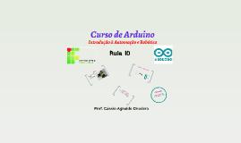 Curso Arduino - Aula 10