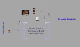 História da Arte e do Design Brasileiro - Neoclassicismo