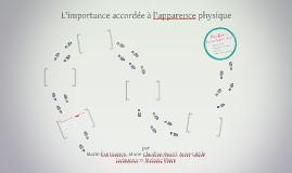 Importance de l'apparence physique