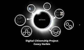 Copy of Digital Citizenship Project