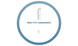 Y3 ICT Assessment
